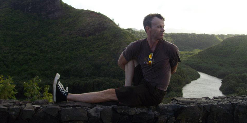 Derek Ralphs: Yoga Instructor