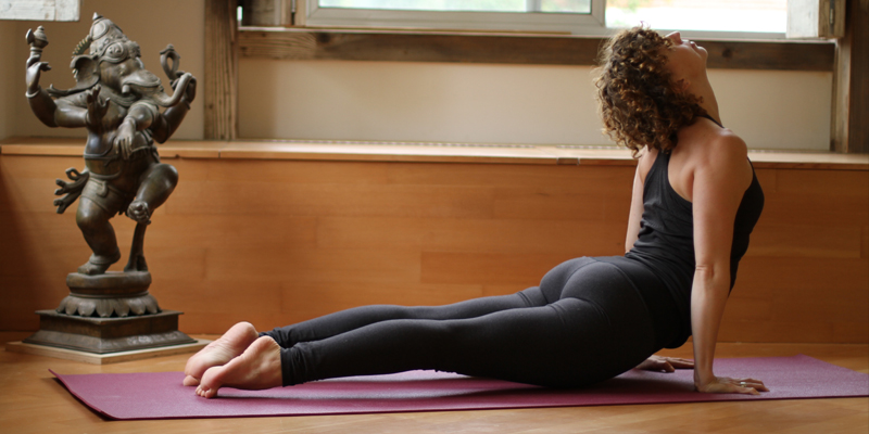 Jacqui Trieber: Yoga Instructor and Wellness Coach