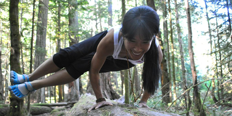 Patricia Szeto: Yoga Instructor