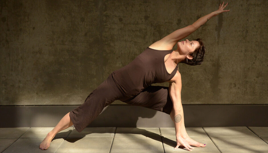 Christina Niven: Yoga Instructor