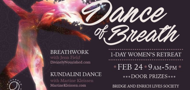 Dance of Breath – A 1-Day Women's Retreat